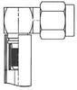 RF Connectors / Coaxial Connectors -- SF2910-6001 -Image
