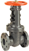 Gate Valve - Cast Iron, Fire Protection, 300/350 PSI WWP -- F-697-O - Image