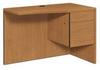 Curved Right Desk Return,Box/File -- 14K137