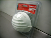 Honeywell White Molded Cup Dust Mask - RWS-54000-PK5 -- RWS-54000-PK5