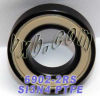 6902-2RS Full Ceramic Sealed Bearing 15x28x7 Si3N4 -- Kit7728