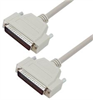 Deluxe Molded D-Sub Cable, HD78 Male/Male, 1 ft -- CHD78MM-1 -Image