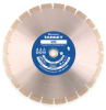 Diamond Blade,12 In,3 5/8 In D,Concrete -- 2LDU7