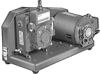 1400 DUOSEAL® Belt Drive High Vacuum Pump