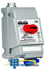 Leviton Pin and Sleeve Mechanical Interlock 20A 480V.. -- 420MF7W