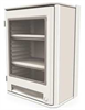 Wall-Mounted Cabinet,W 21-1/2 In,2 Shelf -- 24X105