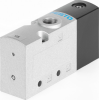 Pneumatic valve -- VUWS-LT20-M32C-M-G18 -Image