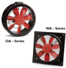 S&P WA DA Propeller Fans -- BRIDA-450