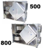 S&P TRC Commerical Energy Recovery Ventilators for All Clima -- TRC500-115