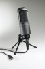 USB Cardioid Condenser Microphone -- AT2020 USB