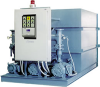 PTS-CPTS Series Pump Tank Station with Mild Steel Reservoir -- PTS-2500