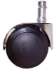Self-Braking Swivel Caster, 1-1/4
