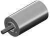 B1210N1027 Autoclavable Slotted Brushless DC Motor -- B1210N1027 -Image