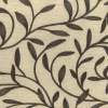 Leaf Embroidery Fabric -- K-Melissa - Image