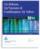 M51 Air Release, Air/Vacuum Valves & Combination Air Valves -- 30051