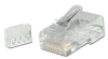 Skywalker Signature Series RJ-45 Connectors for Cat6 solid wire, qty100 -- SKY20897