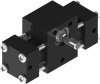 Single Rack Tie Rod Rotary Actuators -- A01