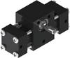 Single Rack Tie Rod Rotary Actuator -- A01