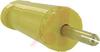 ELECTRICAL PIN PLUG, 250A, YELLOW -- 70120992