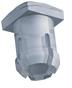 T-1 3/4 Lens Cap-Clear -- 8689 - Image