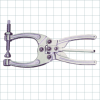 Forged Toggle Pliers -- 250 Series - Image