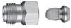 Mini Spray Gun Adapter -- MF - 6 - 40 - Image