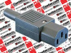 CONNECTOR, POWER ENTRY, FEMALE, 10A; GENDER:RECEPTACLE; VOLTAGE RATING:250VAC; CURRENT RATING:10A; CONNECTOR MOUNTING:CABLE; CONTACT TERMINATION:SCREW -- PX0587 - Image