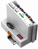 PLC - CANopen Programmable Fieldbus Controller, D-Sub; 16-bit CPU; Program memory: 128 KB; data memory: 64 KB -- 750-838 - Image