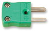 THERMOCOUPLE CONNECTOR, J TYPE -- 09WX7991 - Image