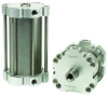 Air Force One® Compact Series - Pneumatic Cylinders -- AF-BDD-40-1/4