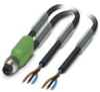 Sensor/Actuator Cable -- 1458635 - Image