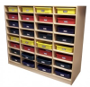 Storage Tote Cabinets