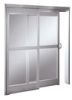 Manual Sliding Doors with Breakout Expanded Access -- ICU300 / ICU300T