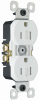 Pass & Seymour® -- Weather-Resistant Receptacle - 3232TRWRW