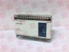 MITSUBISHI FX1N-40MT ( AC BASE UNIT24DC IN/16 TRANS OUT (J) ) -Image