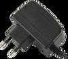 Wall Plug-In European Blade AC-DC Power Supply -- SWI10-12-E - Image