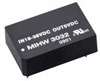 Ultra-Miniature, High Isolation, Single Output DC/DC Converters -- MIHW3000 Series 5-6 Watt