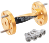 WR-12 90 Degree Waveguide Right-hand Twist Using a UG-387/U-Mod Flange and a 60 GHz to 90 GHz Frequency Range -- FMW12TW001 - Image