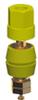 Hex Head Binding Post 10-32 Thread Yellow -- 7024