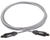 Monster Cable 6' Just Hook It Up® Fiber Optic Audio Cab -- 121952-00