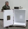 Aluminum Vacuum Chamber -- 1590-68