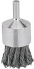 """1"""" x 1/4"""" HP .014 Carbon Crimp Wire End Brush -- DW4901 - Image"""