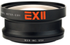 16x9 .75X Wide Converter, EXII for 72mm lenses -- 169-HDWC75X-72 -- View Larger Image
