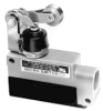 MICRO SWITCH BZG/BZH Series Enclosed Switches, Top Roller Arm Actuator, Adjustable with Steel Roller, 1NC/1NO SPDT Snap Action, 1/2 in - 14NPT conduit -- BZG1-2RN234 -Image