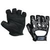 Mesh Backed Lifter's Gloves - Black - Medium -- GLV1031M -- View Larger Image