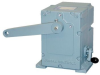 Combustion Air and Flue Gas Electric Rotary Actuator -- SM-1700 -Image