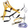 Titan Roofing Fall Protection Kit > UOM - Each -- TRK4500/50FTAK -- View Larger Image