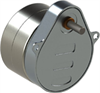 Stepper Motor -- Series 119-2, 3 Size 19 Step Gear Motor (pear shaped gearbox)