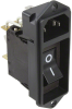 Power Entry Connectors - Inlets, Outlets, Modules -- 486-2254-ND - Image