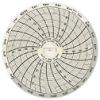 C303 - Chart Paper for Super-Compact Temperature Chart Recorders, 4 to 50F, 24 hour -- GO-80011-58
